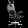 SAMURAI S3 exkluzív irodai forgószék fekete