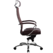 SAMURAI SL2 exkluzív irodai forgószék gesztenye
