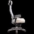SAMURAI SL3 exkluzív irodai forgószék fehér