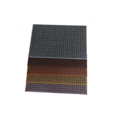 Színes gumi lábtörlő 40x60 cm