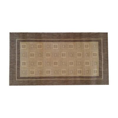 COTTAGE darabszőnyeg 80x150 barna