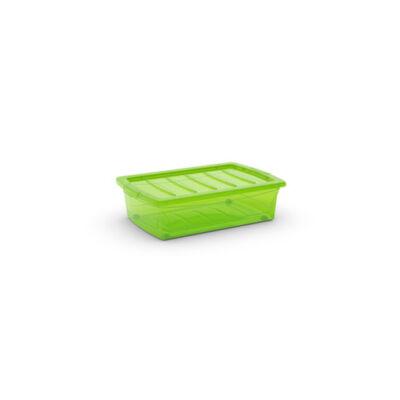 Spinning Box kerekes M zöld