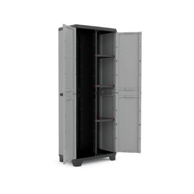 STILO műanyag tároló szekrény multifunkciós