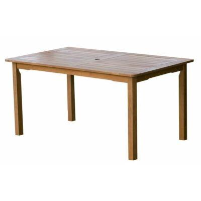 Kerti asztal 150x90x74