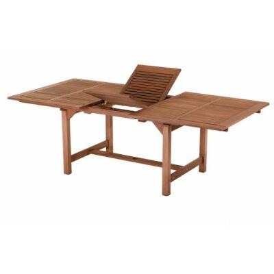 Kerti bővíthető asztal 180-230x110x74