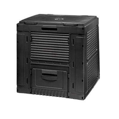 Komposztáló láda 470L fekete