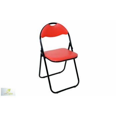 Cordoba összecsukható szék piros