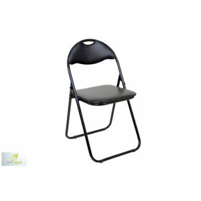 Cordoba összecsukható szék fekete