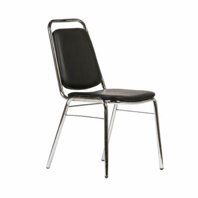 Terra szék fekete