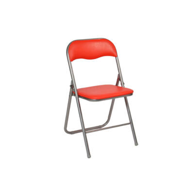 Lorca összecsukható szék piros