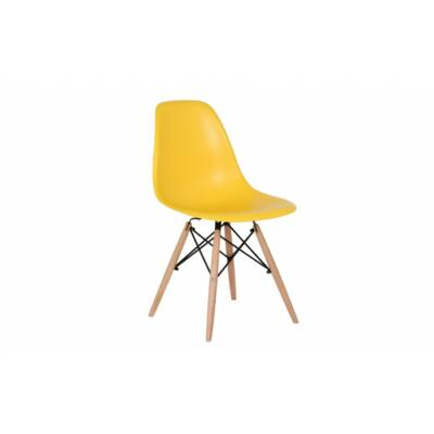 Lunaria szék sárga