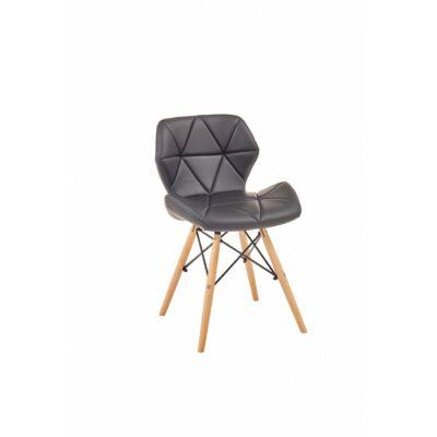 Alia szék fekete