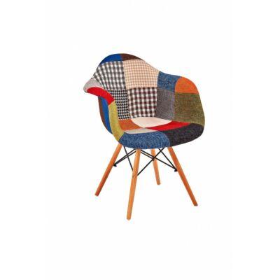Patchwork Design szék