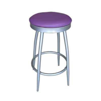 Rondo bárszék lila