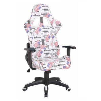 US 93 USA gamer szék