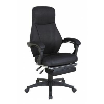 US 105 Melbourne Gamer szék fekete