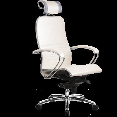 SAMURAI K2 exkluzív irodai forgószék fehér