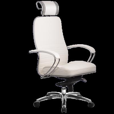 SAMURAI KL2 exkluzív irodai forgószék fehér