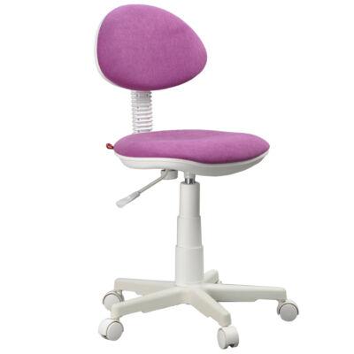 RU Logika ergonomikus gyerek forgószék pink