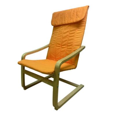 Relax fotel narancs