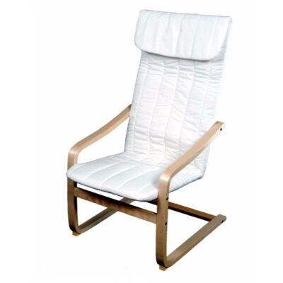 Relax fotel fehér