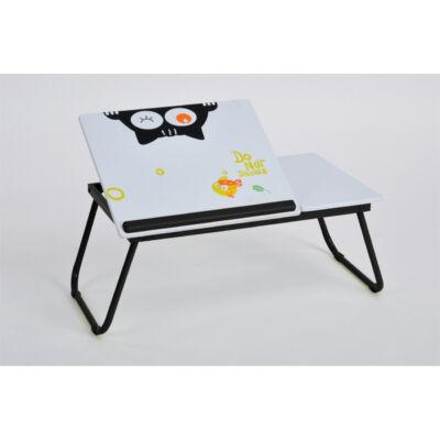 Laptop asztalka macska