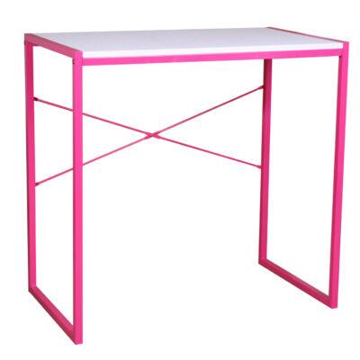 Ifjúsági számítógép asztal fehér-pink