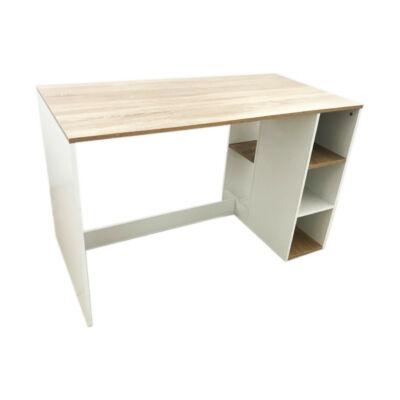 TORONTO íróasztal fehér - fehér tölgy
