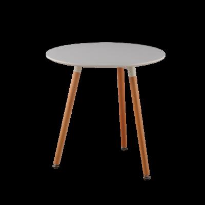 Iris kerek asztal fehér