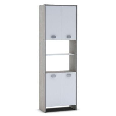 HAWAI 4-ajtós álló szekrény