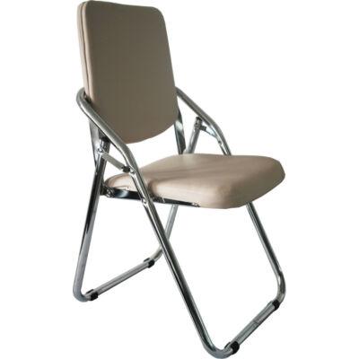 Almeria összecsukható szék bézs