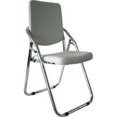 Almeria összecsukható szék szürke